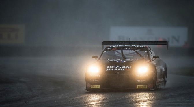NISSAN GT-R、FIA GTノガロ戦のPro-Amクラスでポディウムフィニッシュ