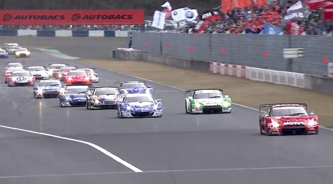 MOTUL AUTECH GT-R、3位表彰台で今季をスタート
