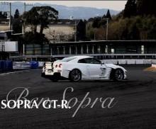 The Drifting R35 GT-R Ben Sopra FRのR35 GT-Rドリフト?!