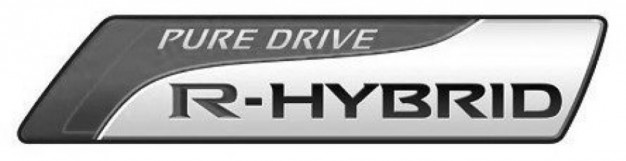 "Nissan had already gotten the trade marks of ""R Hybrid"" registered in Japan back in June. 6月には日産が登録していた「R Hybrid」の商標"