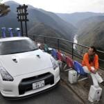 GTR with Jun Nishikawa