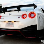 NISMO Exclusive Carbon Rear Bumper