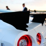 NISMO Exclusive Carbon Rear Wing