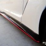 NISMO Exclusive Carbon Side Sill Protector