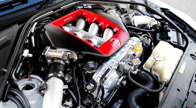 The sound of Infiniti Q50 Eau Rouge Concept!    インフィニティQ50 Eau Rouge コンセプトのエンジン音!