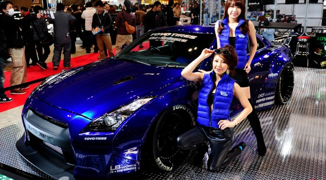 2014 Tokyo Auto Salon – 東京オートサロン