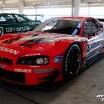 JGTC XANAVI NISMO GTR34