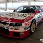 Clarion NISMO GTR LM Le Mans
