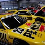 JGTC Pennzoil NISMO GTR33 and GTR34