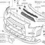 GTR NISMO Part Diagram
