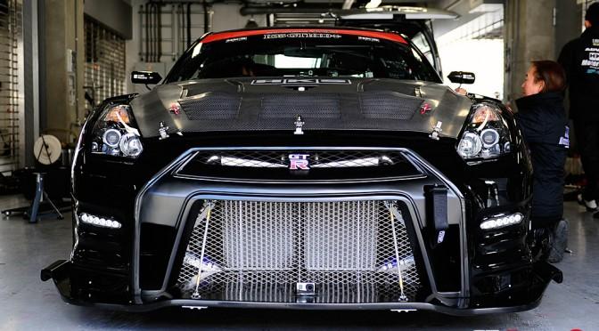 HKS GT1000plus GTR35 Details