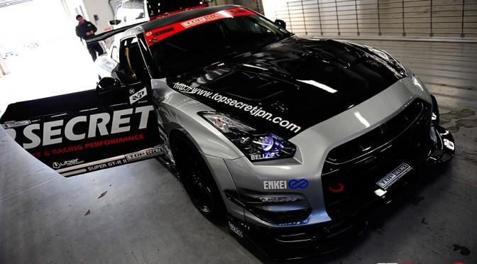 Top Secret GTR35 Details. トップシークレット R35 GT-R