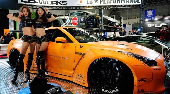 Tokyo Auto Salon 2015 – GT-R Collection